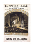 Egyptian Hall Giclee Print by Henry Evanion