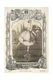 Maria Taglioni Giclee Print
