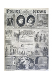 The Whitechapel Mystery Giclee Print