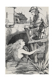 Grimms' Fairy Tales and Household Stories For Young People Giclee Print by Jacob Grimm