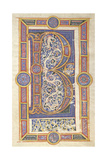 Beatus Page Giclee Print