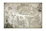 St. Petersburg Giclee Print by Ivan Truscott