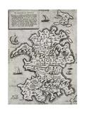 Majorca Giclee Print