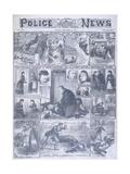 Annie Chapman Giclee Print