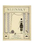 Designs On the Dances Of Vaslav Nijinsky Giclee Print by George Barbier
