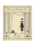 Designs On the Dances Of Vaslav Nijinsky Giclee Print by Georges Barbier