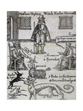 Matthew Hopkins Lámina giclée