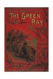 the Green Ray Giclée-Druck von Jules Verne