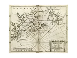 Atlas Maritimus Giclee Print by John Seller