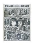 Whitechapel Murders Giclee Print
