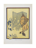 """Exactly So  I Am a Humbug."" Giclee Print by William Denslow"