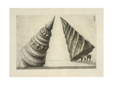 Illustration Of Sculpture Giclee Print by Wenzel Jamnitzer