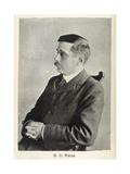 H.G.Wells Giclee Print