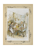 Children's Stories From Dickens, Re-told by His Grand-daughter and Others Giclee Print by Frances Brundage