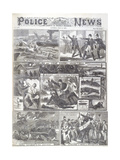 Phoenix Park Murders Giclee Print