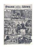Fourth Whitechapel Murder Giclee Print