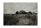Ramshackle Wooden Barn Giclee Print by Fay Godwin
