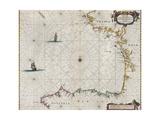 Coast Of France Giclee Print