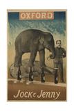 Jock and Jenny Giclee Print