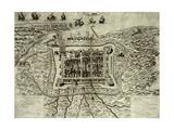 Calais Giclee Print by  Florimi