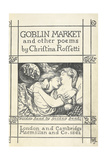 Title and Illustration, Showing Two People Asleep in Bed Together Giclee Print by Christina Rossetti