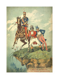 The Japanese Emperor Giclee Print