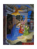 The Nativity Giclee Print by Gerard Horenbout