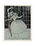 Designs On the Dances Of Vaslav Nijinsky Giclee Print