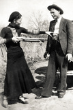 Bonnie and Clyde Poster Photo