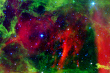 Every Rose has a Thorn Nebula Space Photo