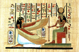 Egyptian Hieroglyphics MUMMY Ancient Poster Prints