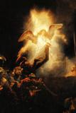 Rembrandt Resurrection Posters by  Rembrandt van Rijn