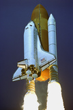 Space Shuttle (Lift Off) Photo