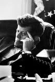 John F Kennedy Cuban Missile Crisis Poster Photo