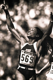 Florence Griffith-Joyner 1988 Olympics Sports Poster Photo