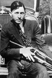 Clyde Barrow Poster Photo