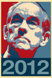 Ron Paul 2012 Political Poster Posters