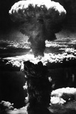 Atomic Bomb (Bombing of Nagasaki) Archival Photo