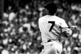 Mickey Mantle 7 Sports Poster Photo