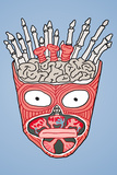 Visible Frylock Aqua Teen Hunger Force Television Prints
