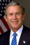 President George W. Bush Historical Photo