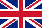 United Kingdom National Union Jack Flag Poster