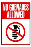 Jersey Shore No Grenades Allowed TV Print