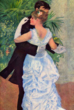 Pierre-Auguste Renoir (Dance in the City) Poster Posters by Pirre-Auguste Renoir