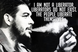 Che Guevara Quote Motivational Archival Photo Poster Photo