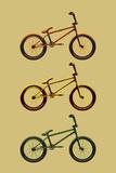 BMX Bikes Pop Art Sports Poster Prints