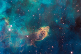 Jet in Carina WFC3 UVIS Full Field Space Poster Posters