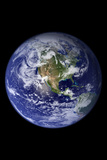 Planet Earth from Space (North America) Photo