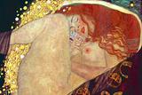 Gustav Klimt (Danae) Poster Posters by Gustav Klimt