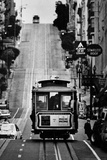 San Francisco Cable Car Poster Prints